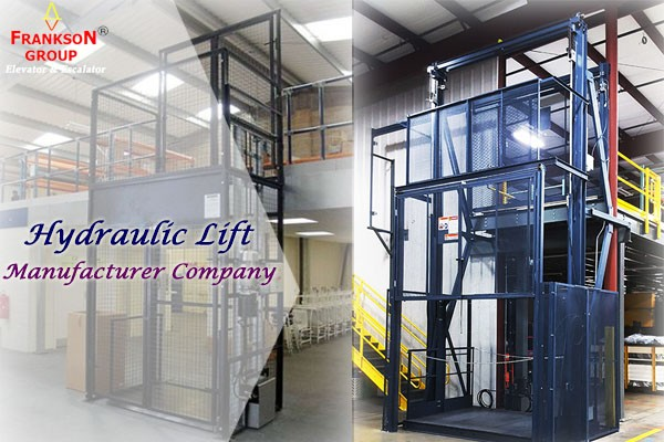Hydraulic Lift Manufacturer Company