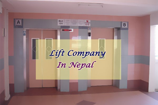 Lift Company in Nepal